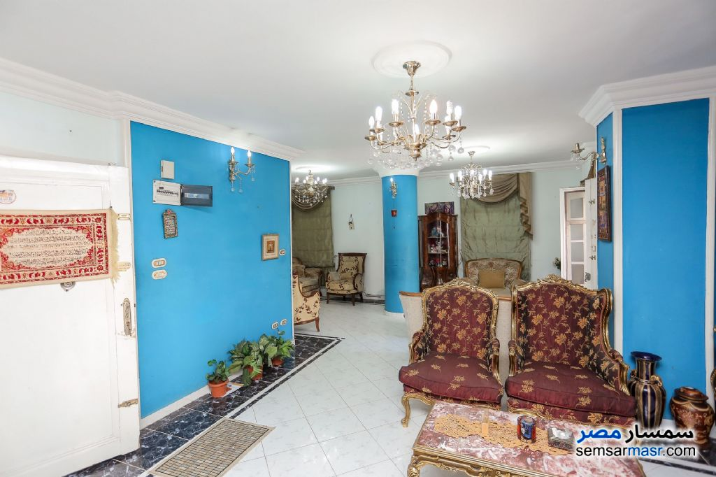 Photo 6 - Apartment 3 bedrooms 3 baths 160 sqm extra super lux For Sale Sidi Gaber Alexandira