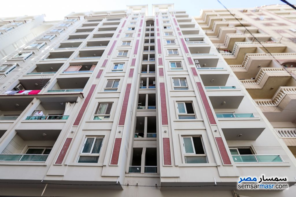 Ad Photo: Apartment 3 bedrooms 2 baths 160 sqm semi finished in Smoha  Alexandira