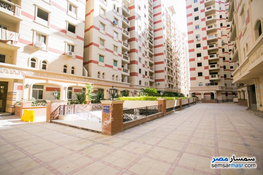 Photo 1 - Apartment 3 bedrooms 3 baths 164 sqm semi finished For Sale Smoha Alexandira