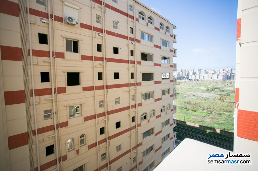 Photo 3 - Apartment 3 bedrooms 3 baths 164 sqm semi finished For Sale Smoha Alexandira