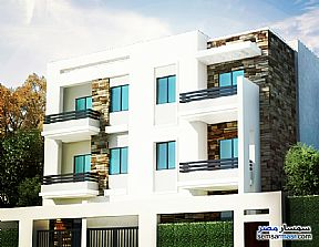 Ad Photo: Apartment 3 bedrooms 2 baths 165 sqm semi finished in Shorouk City  Cairo