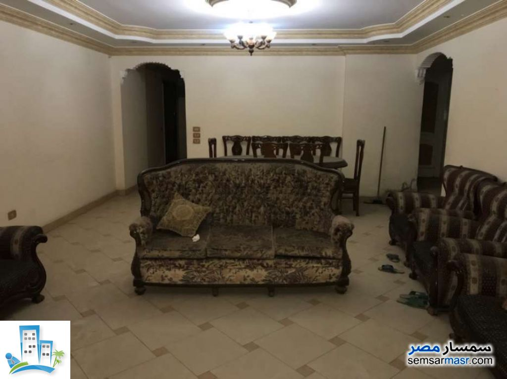 Apartment 3 bedrooms 2 baths 165 sqm without finish For Sale Faisal Giza - 5
