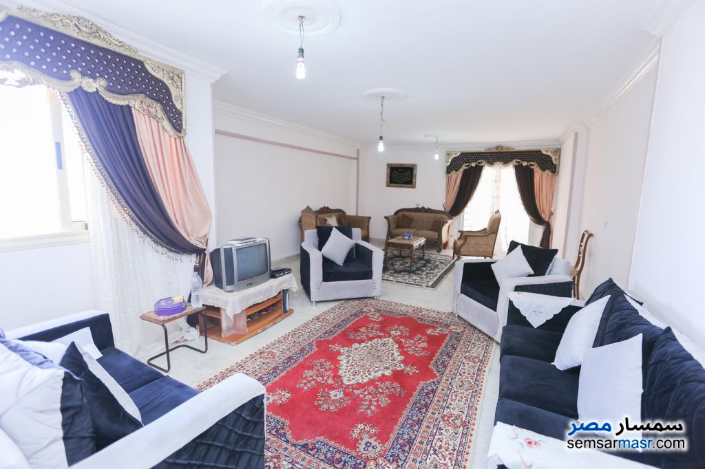 Photo 1 - Apartment 3 bedrooms 1 bath 165 sqm super lux For Sale Sidi Gaber Alexandira