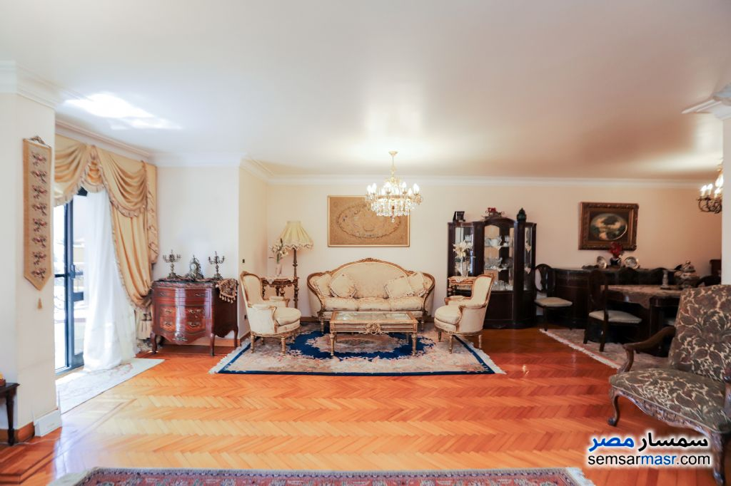 Ad Photo: Apartment 3 bedrooms 2 baths 165 sqm super lux in Kafr Abdo  Alexandira