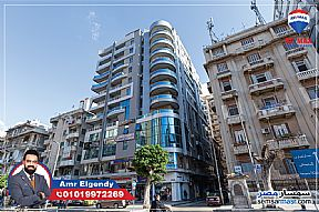 Ad Photo: Apartment 3 bedrooms 3 baths 172 sqm super lux in Al Lbrahimiyyah  Alexandira