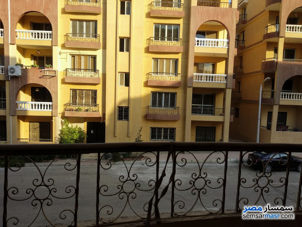 Photo 3 - Apartment 3 bedrooms 2 baths 173 sqm semi finished For Sale New Heliopolis Cairo