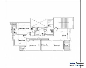Apartment 3 bedrooms 2 baths 173 sqm semi finished For Sale New Heliopolis Cairo - 5