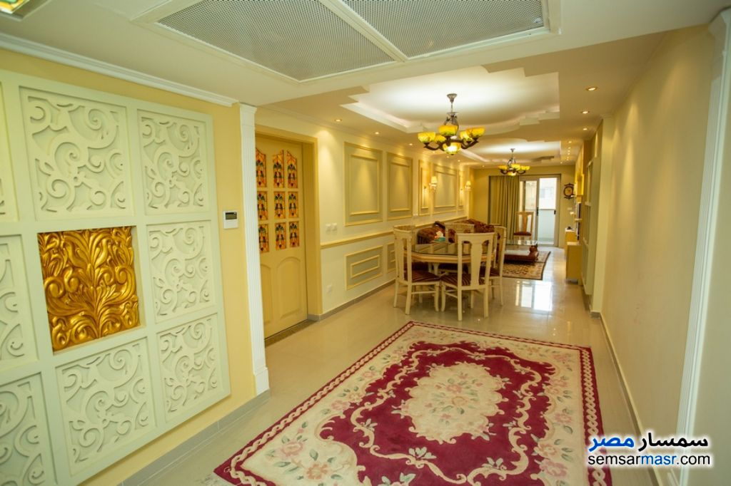 Photo 1 - Apartment 3 bedrooms 2 baths 180 sqm extra super lux For Sale Seyouf Alexandira