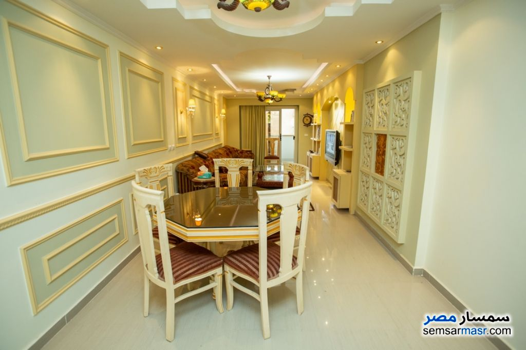 Photo 2 - Apartment 3 bedrooms 2 baths 180 sqm extra super lux For Sale Seyouf Alexandira
