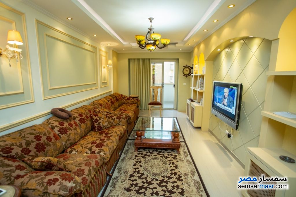 Photo 5 - Apartment 3 bedrooms 2 baths 180 sqm extra super lux For Sale Seyouf Alexandira