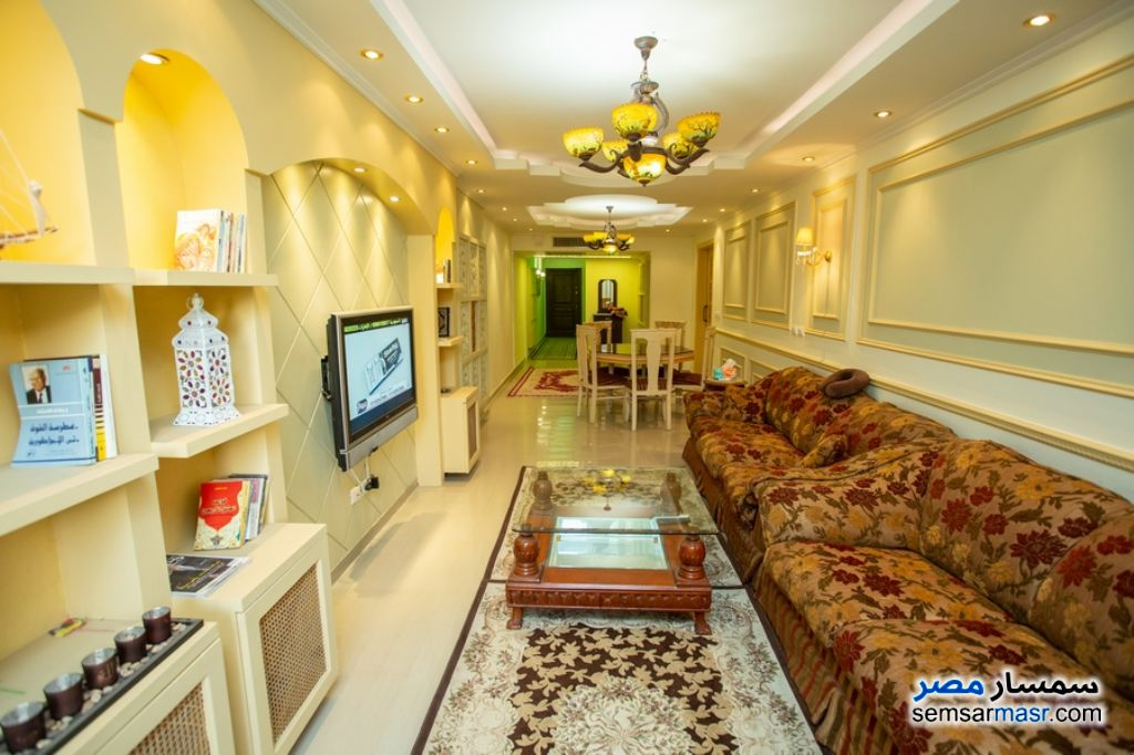 Photo 6 - Apartment 3 bedrooms 2 baths 180 sqm extra super lux For Sale Seyouf Alexandira