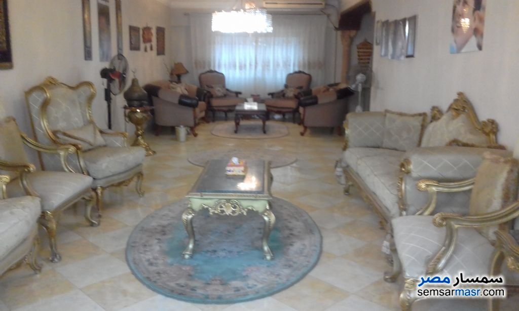 Ad Photo: Apartment 3 bedrooms 2 baths 185 sqm super lux in Giza