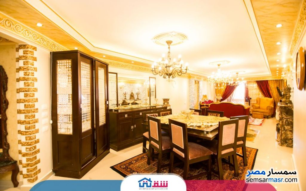 Ad Photo: Apartment 3 bedrooms 3 baths 186 sqm extra super lux in Smoha  Alexandira