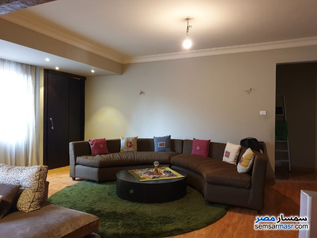 Photo 2 - Apartment 3 bedrooms 2 baths 190 sqm extra super lux For Sale Mohandessin Giza