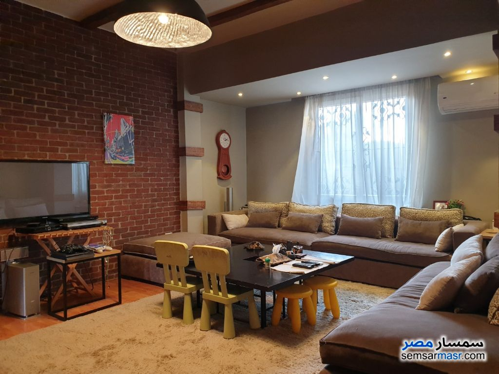 Photo 3 - Apartment 3 bedrooms 2 baths 190 sqm extra super lux For Sale Mohandessin Giza