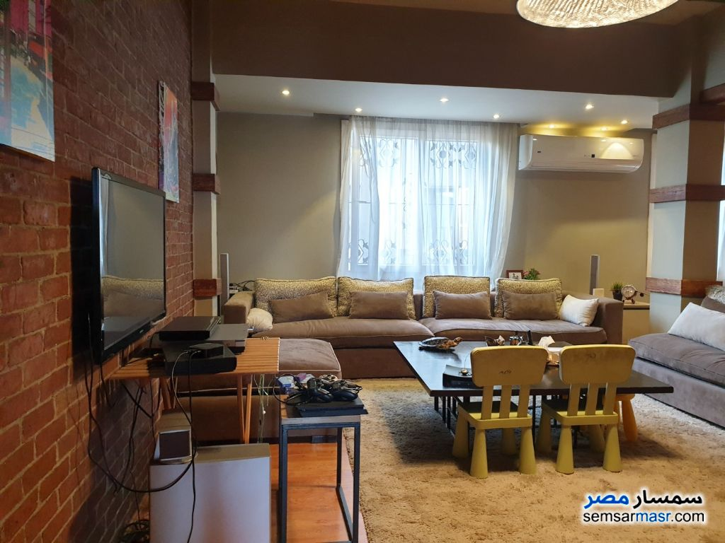 Photo 4 - Apartment 3 bedrooms 2 baths 190 sqm extra super lux For Sale Mohandessin Giza