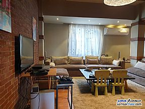 Apartment 3 bedrooms 2 baths 190 sqm extra super lux For Sale Mohandessin Giza - 4