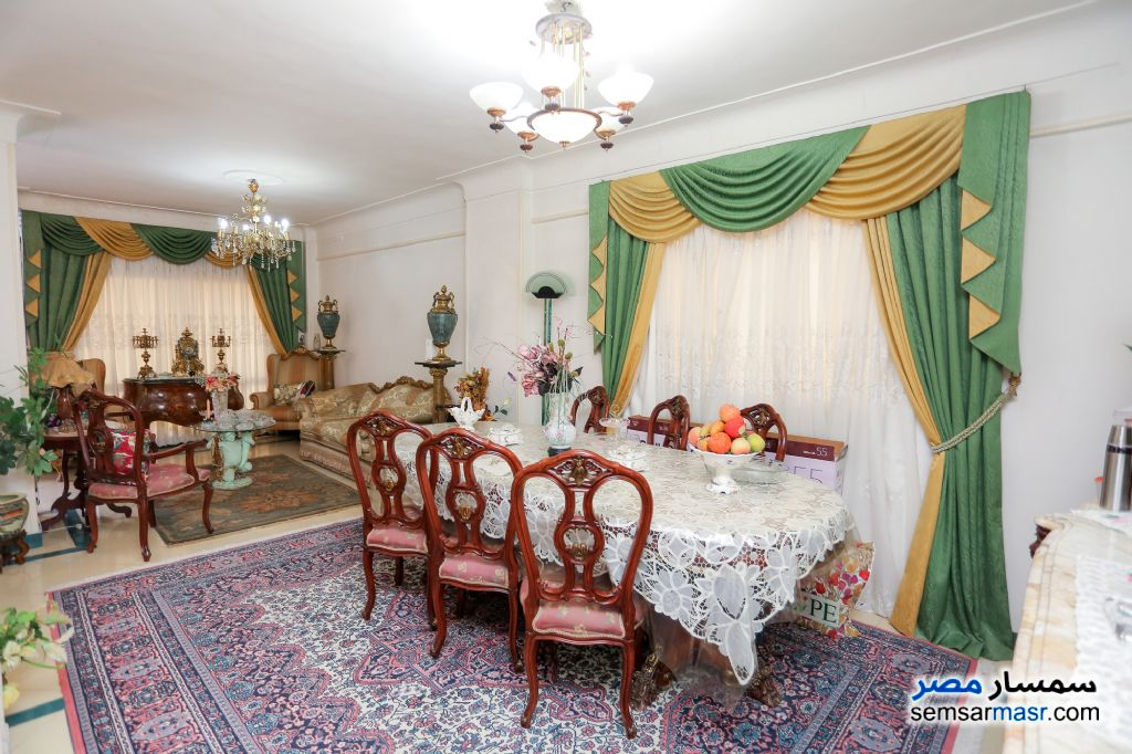 Ad Photo: Apartment 3 bedrooms 1 bath 190 sqm super lux in Smoha  Alexandira