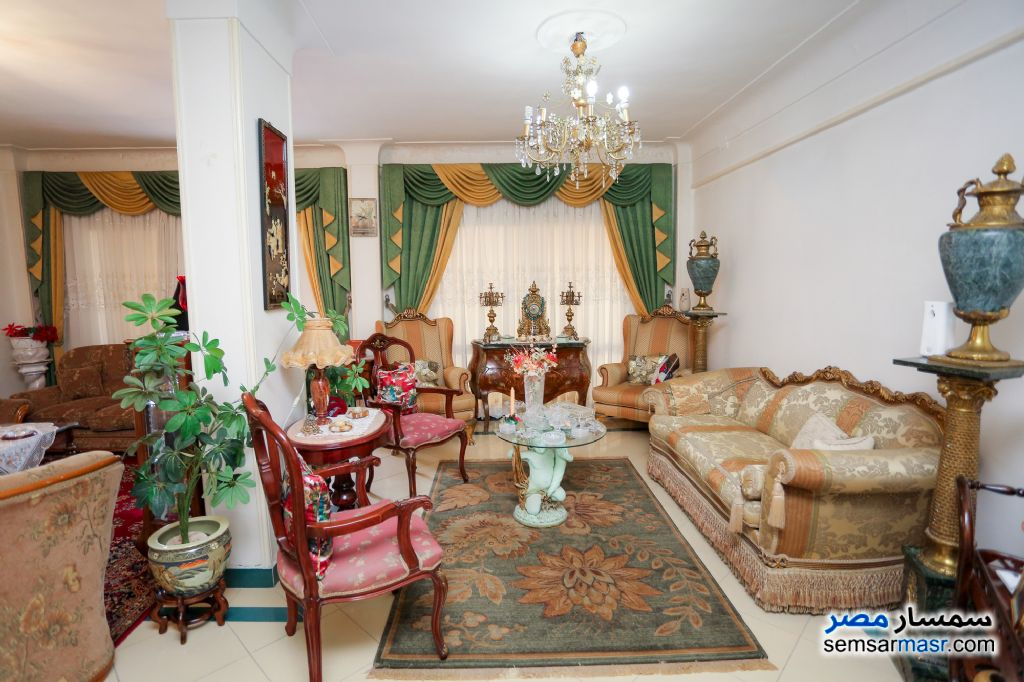 Photo 2 - Apartment 3 bedrooms 1 bath 190 sqm super lux For Sale Smoha Alexandira