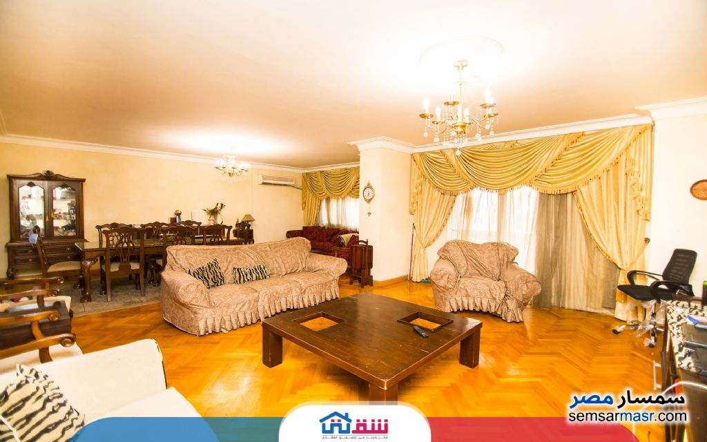 Ad Photo: Apartment 3 bedrooms 2 baths 200 sqm extra super lux in Smoha  Alexandira