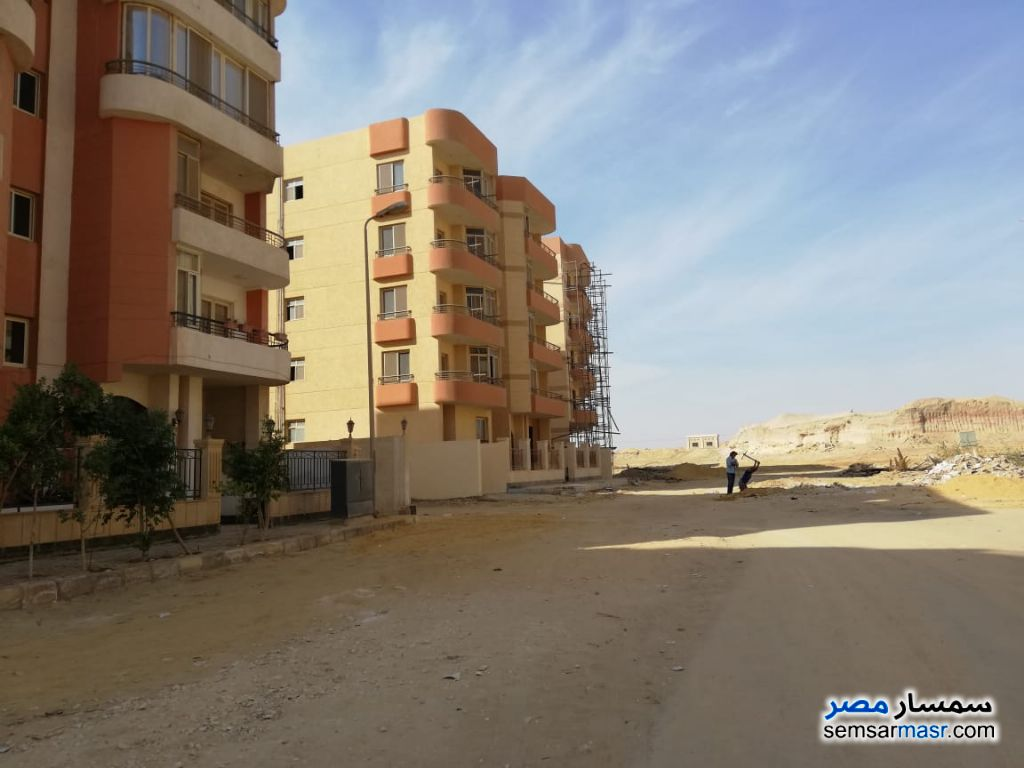 Photo 1 - Apartment 3 bedrooms 3 baths 203 sqm semi finished For Sale Districts 6th of October