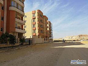 Apartment 3 bedrooms 3 baths 203 sqm semi finished For Sale Districts 6th of October - 1