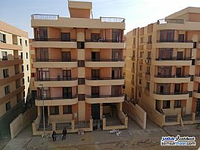 Apartment 3 bedrooms 3 baths 203 sqm semi finished For Sale Districts 6th of October - 2
