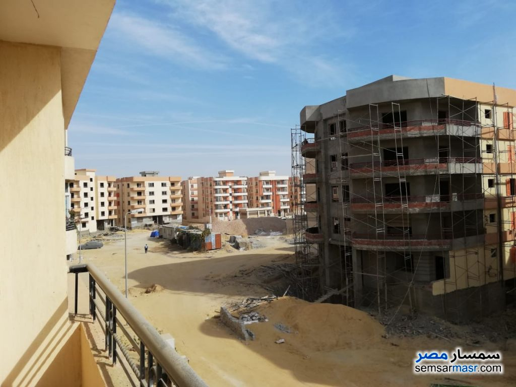 Photo 3 - Apartment 3 bedrooms 3 baths 203 sqm semi finished For Sale Districts 6th of October