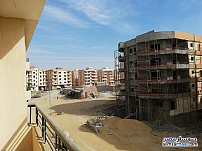 Apartment 3 bedrooms 3 baths 203 sqm semi finished For Sale Districts 6th of October - 3