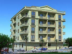 Ad Photo: Apartment 3 bedrooms 3 baths 210 sqm without finish in Heliopolis  Cairo