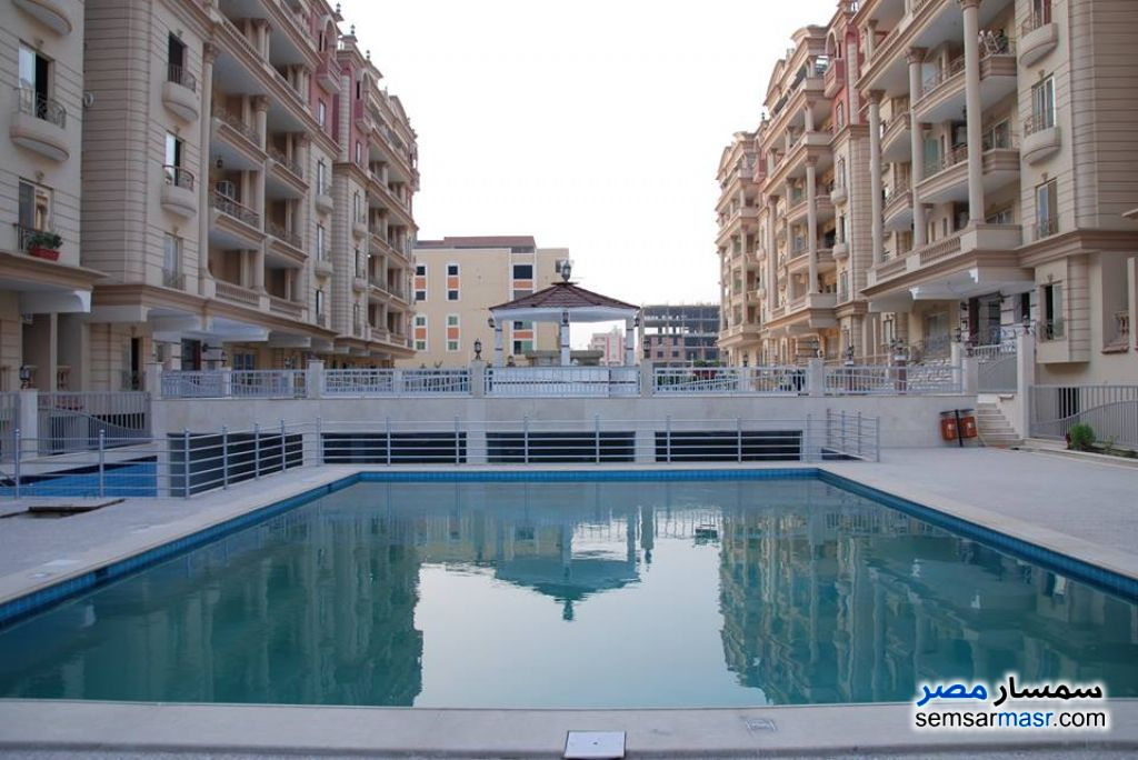 Photo 5 - Apartment 3 bedrooms 3 baths 210 sqm without finish For Sale Mokattam Cairo