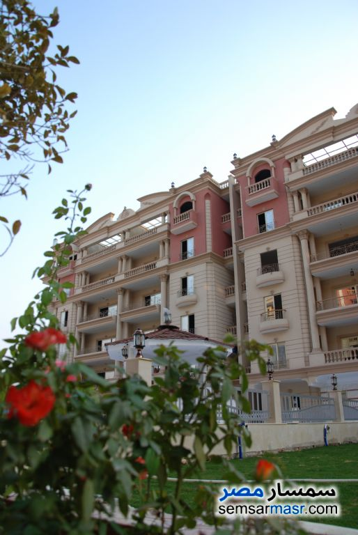 Photo 7 - Apartment 3 bedrooms 3 baths 210 sqm without finish For Sale Mokattam Cairo