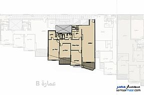 Ad Photo: Apartment 3 bedrooms 3 baths 215 sqm semi finished in Smoha  Alexandira