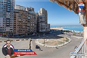 Ad Photo: Apartment 4 bedrooms 2 baths 220 sqm super lux in Sidi Beshr  Alexandira