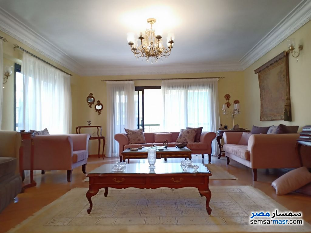 Photo 2 - Apartment 3 bedrooms 3 baths 225 sqm super lux For Sale Mohandessin Giza