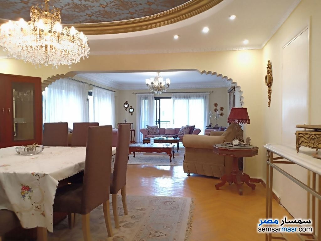 Photo 3 - Apartment 3 bedrooms 3 baths 225 sqm super lux For Sale Mohandessin Giza
