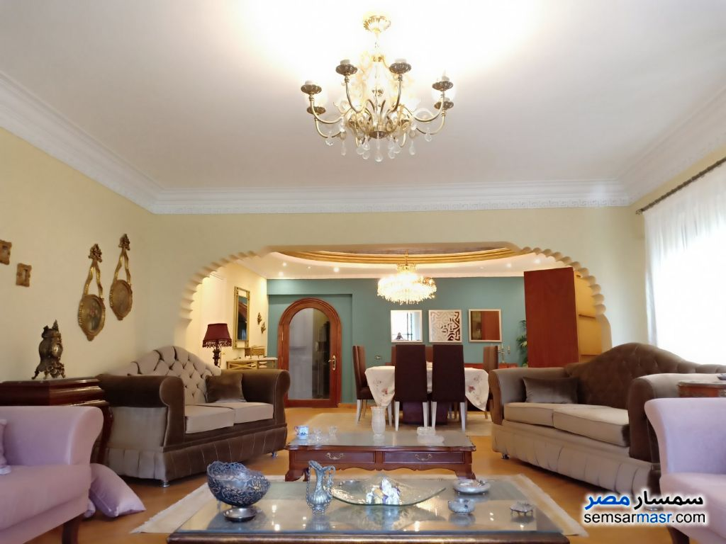 Photo 1 - Apartment 3 bedrooms 3 baths 225 sqm super lux For Sale Mohandessin Giza