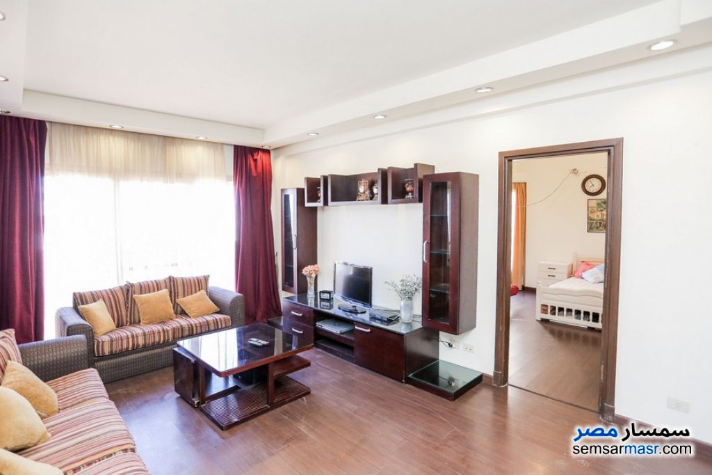 Photo 12 - Apartment 3 bedrooms 3 baths 226 sqm extra super lux For Sale Roshdy Alexandira
