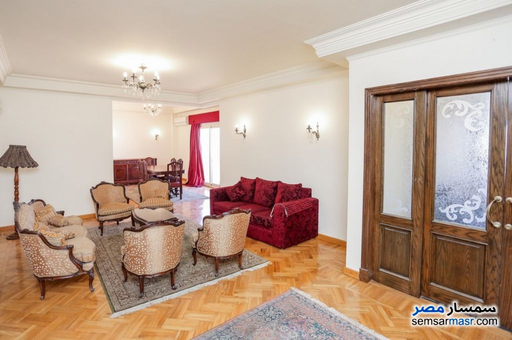 Photo 2 - Apartment 3 bedrooms 3 baths 226 sqm extra super lux For Sale Roshdy Alexandira