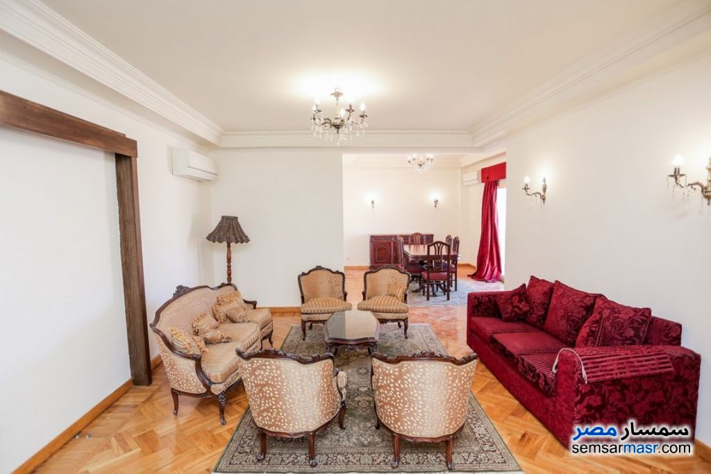 Photo 8 - Apartment 3 bedrooms 3 baths 226 sqm extra super lux For Sale Roshdy Alexandira