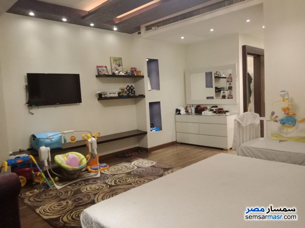 Photo 4 - Apartment 3 bedrooms 3 baths 255 sqm extra super lux For Sale Mohandessin Giza