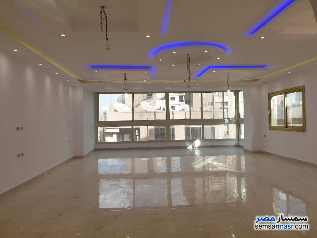 Photo 3 - Apartment 3 bedrooms 3 baths 260 sqm extra super lux For Sale Dokki Giza