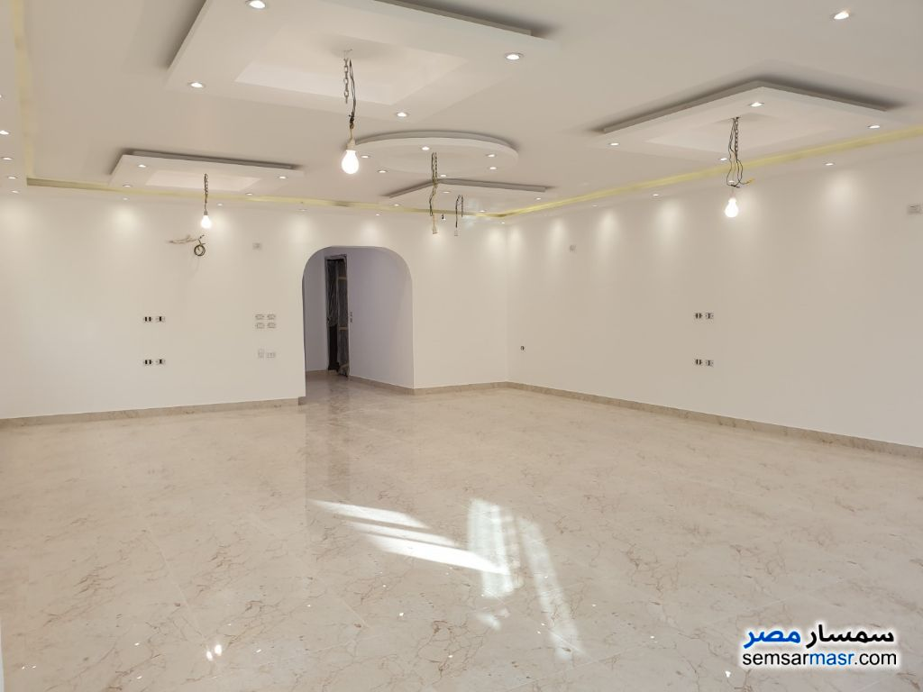 Photo 4 - Apartment 3 bedrooms 3 baths 260 sqm extra super lux For Sale Dokki Giza