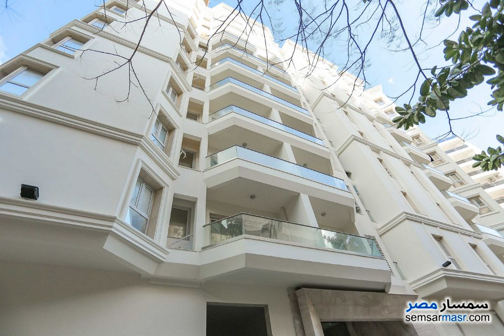 Photo 18 - Apartment 3 bedrooms 4 baths 270 sqm semi finished For Sale Kafr Abdo Alexandira