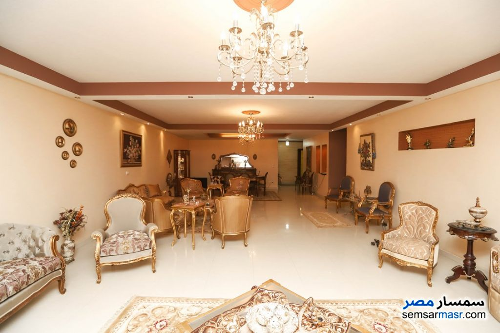 Photo 3 - Apartment 3 bedrooms 3 baths 275 sqm extra super lux For Sale Smoha Alexandira