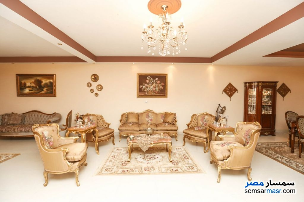 Photo 5 - Apartment 3 bedrooms 3 baths 275 sqm extra super lux For Sale Smoha Alexandira