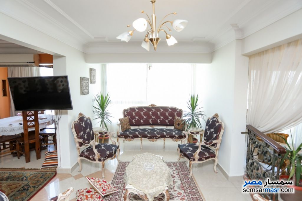 Photo 2 - Apartment 6 bedrooms 2 baths 278 sqm super lux For Sale Smoha Alexandira