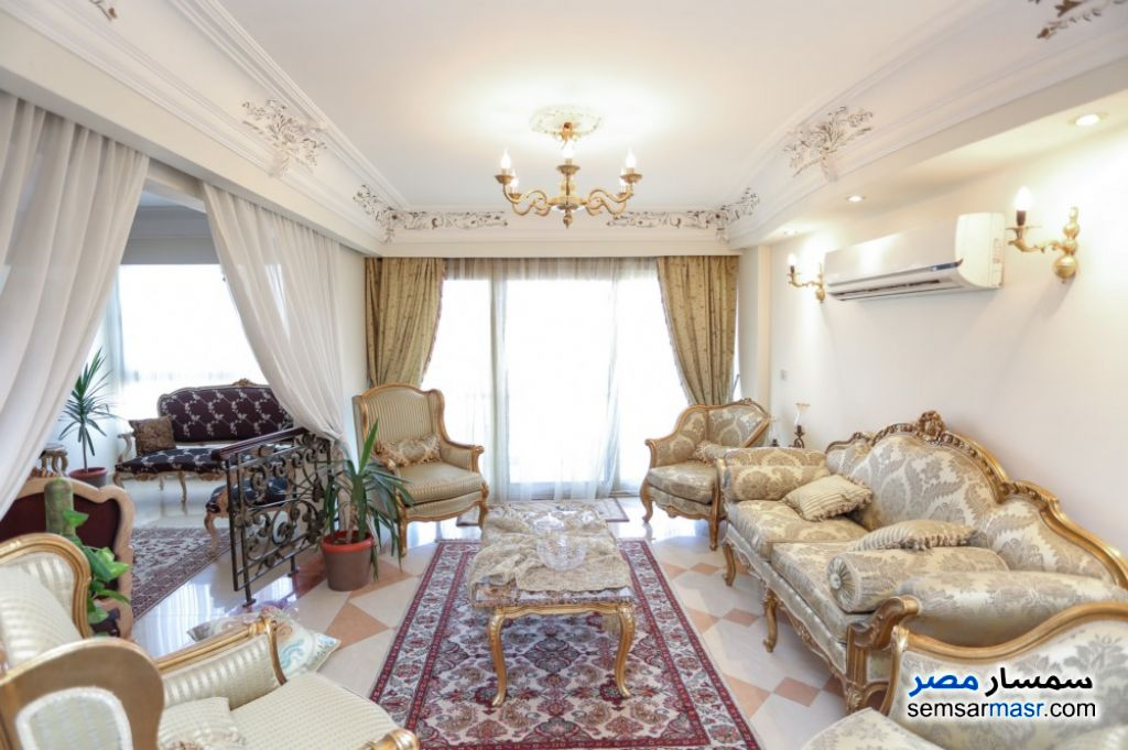 Photo 3 - Apartment 6 bedrooms 2 baths 278 sqm super lux For Sale Smoha Alexandira