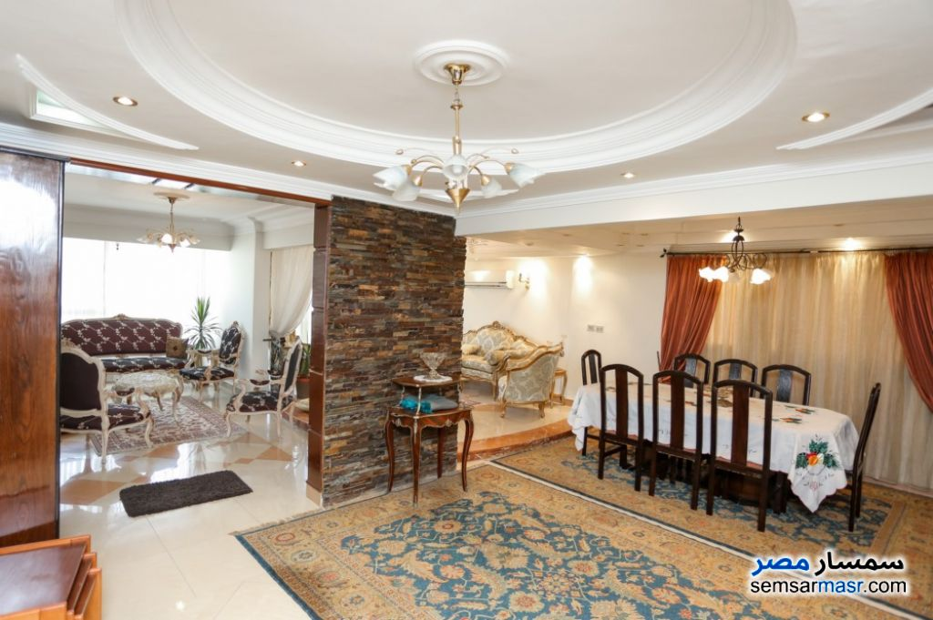 Photo 4 - Apartment 6 bedrooms 2 baths 278 sqm super lux For Sale Smoha Alexandira
