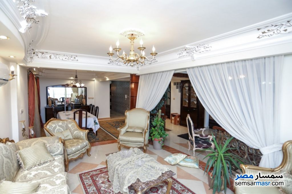 Photo 5 - Apartment 6 bedrooms 2 baths 278 sqm super lux For Sale Smoha Alexandira